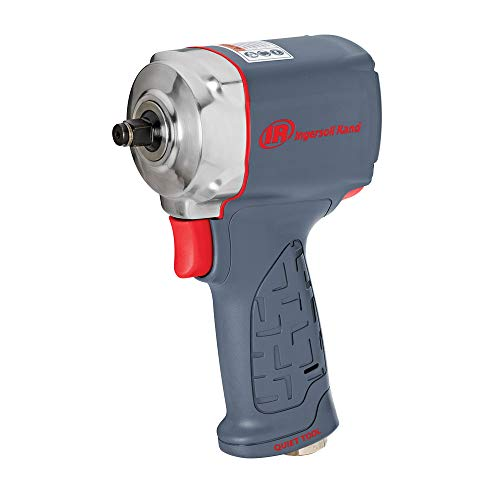Ingersoll Rand 15QMAX 3/8-Inch Drive Ultra-Compact Air Impact Wrench with Quiet Technology, Stubby