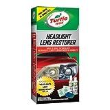 Best Headlight Cleaners - Turtle Wax Headlight Lens Restorer Kit - 36 Review