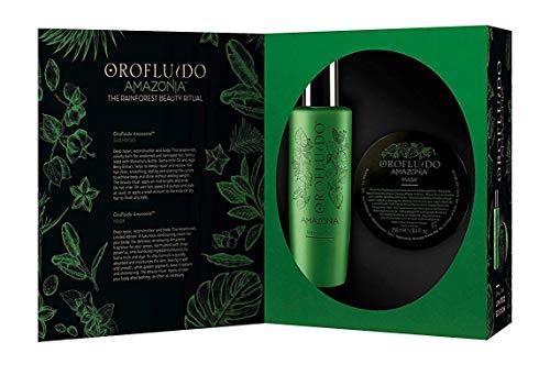 Orofluido Amazonia Set Shampoo 200ml + Mask 250 ml