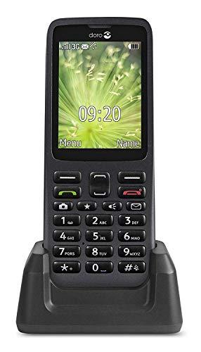 Doro 5516 Mobiltelefon graphit