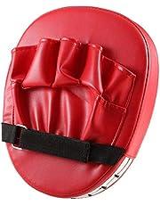 Garciasia Almohadillas de Objetivo de puño de Mano Flexible Sanda Taekwondo Foot Muay Thai MMA Pad de Boxeo
