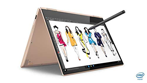 Lenovo Yoga 730 33,78 cm (13,3 Zoll Full HD IPS matt) Slim Convertible Notebook (Intel Core i7-8565U, 8 GB RAM, 256 GB SSD, Intel UHD Grafik 620, Windows 10 Home) grau