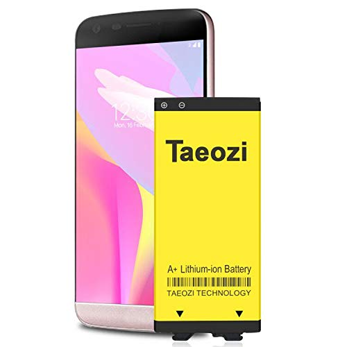 LG G5 Battery, [Upgraded] 3600mAh Li-ion Battery Replacement for LG G5 BL-42D1F VS987 Verizon,H820 at&T, LS992 Sprint,H830 T-Mobile, US992,H845 Dual H850 H858 Spare Battery