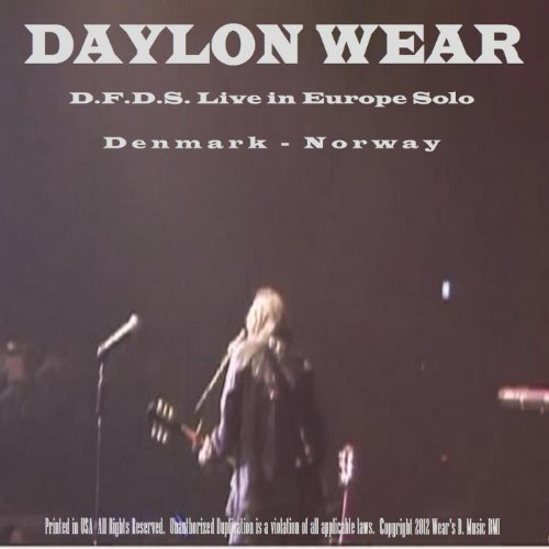 D.F.D.S. Live in Europe Solo [Explicit]