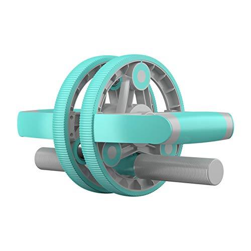 POHOVE 14-in-1 Bauchmuskel-Rad, multifunktionales Bauch-Rad, Bauch-Workout-Rad, Fitness-Rad, Bauch-Rolle, für Arm-, Taillen-, Bein-, Heimtrainingsübungen