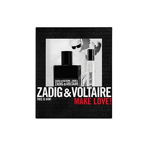 Zadig & Voltaire This Is Him. Cofanetto Fragranza VAPO, 50 ml