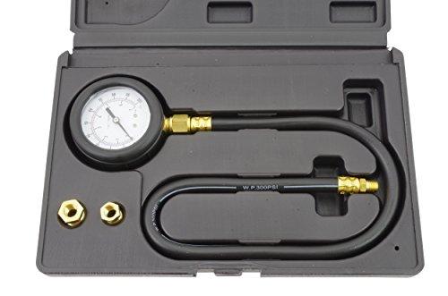 WeberTools Öldruckmesser Öl-Messgerät Öldruck-Prüfer-Tester Prüfgerät Druckprüfer