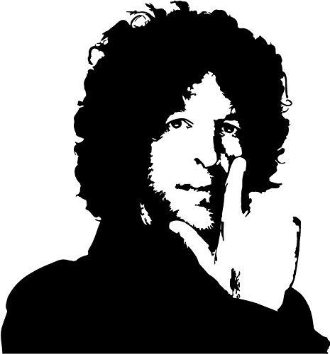 Howard Stern Rules Vinyl Sticker Decal