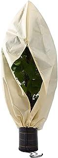 5 حزم تجميد مصنع تجميد حماية، 0.8/1/18M تجميد غطاء الصف العائم للشتاء شجرة كبيرة، غطاء حماية الشتاء النباتي من الرياح والص...