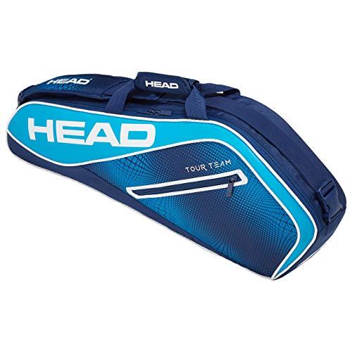 Head Tour Team 3R Pro Bolsa de Tenis, Adultos Unisex, Navy/Azul