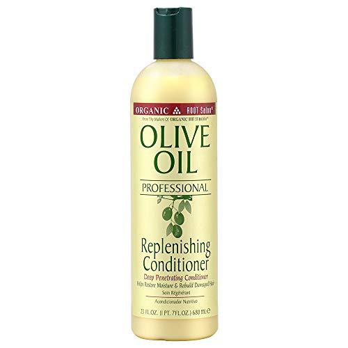 Organic Root Stimulator Soin Régénérant Replenishing Conditioner à l'Huile d'Olive Professional 680ml