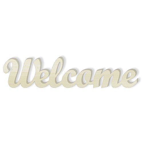 shabby welcome Woodwrite Shabby Welcome