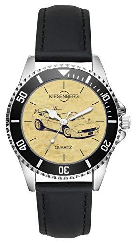 Geschenk für Lamborghini Urraco Oldtimer Fahrer Fans Kiesenberg Uhr L-6378