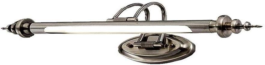 HJXSXHZ366 Water mist koplamp badkamer spiegel, badkamer spiegel lichten voor eenvoudige LED lamp front verstelbare hoek s...