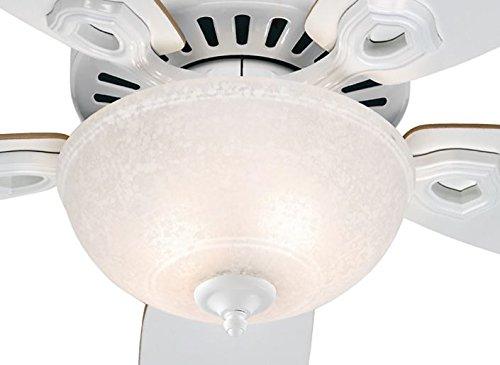 Hunter Fan Deckenventilator mit Licht Builder Bild 3*
