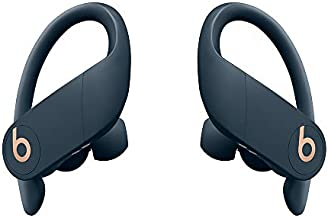 Powerbeats Pro Wireless Earbuds - Apple H1 Headphone Chip, Class 1 Bluetooth Headphones, 9 Hours of Listening Time, Sweat Resistant, Built-in Microphone - Navy