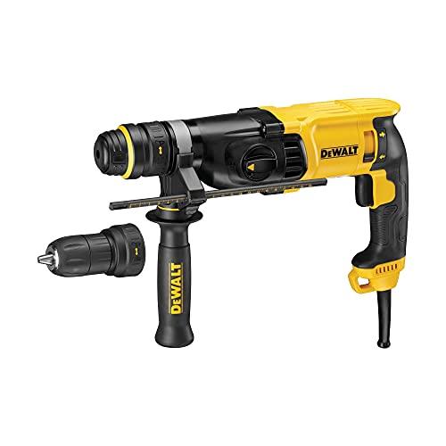 DeWALT D25134K-QS rotary hammers - Martillo perforador