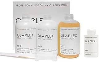 Olaplex Salon intro Kit for Professional Use + Bonus Olaplex Hair Perfector No. 3 - 3.3 oz.