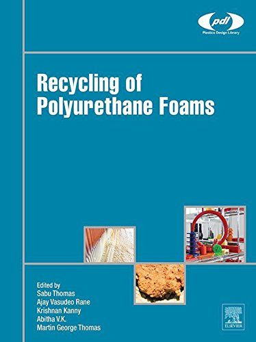 Recycling of Polyurethane Foams (Plastics Design Library) (English Edition)