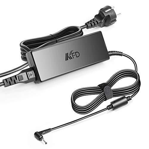 KFD 90W Adaptador de Corriente Cargador portátil para Samsung Style S51 Pro NP900X5T-XW1BR NP760XBE-XW1BR S51 Pen NP930QAA-KW1BR, Samsung Notebook 7 Force NP760XBE-X01HK NP760XBE-X01US 19V 4.74A