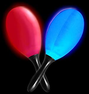 Amazing Color Changing LED Light Show Maraca by Unknown