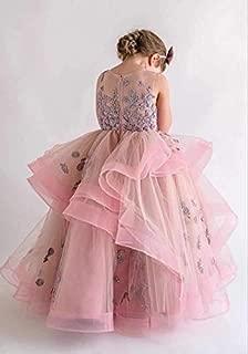 IvaikJan: Girl Dress Kids Casual & Party Wedding Dresses