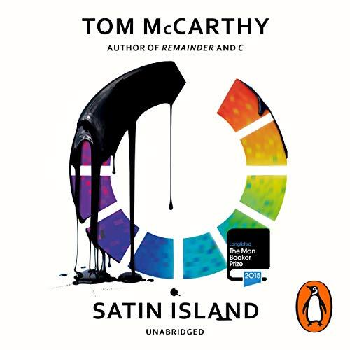 Satin Island Titelbild