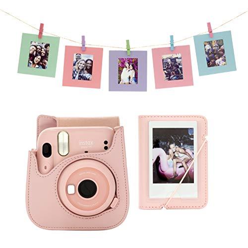 instax Mini 11 Zubehör Kit Blush Pink