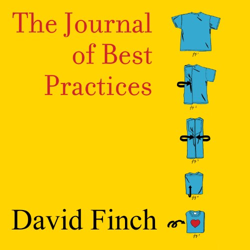 The Journal of Best Practices audiobook cover art