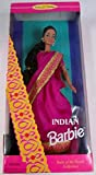 MATTEL BARBIE poupée brune INDIENNE INDIA INDE - dolls of the world collection 1995 poupée du monde