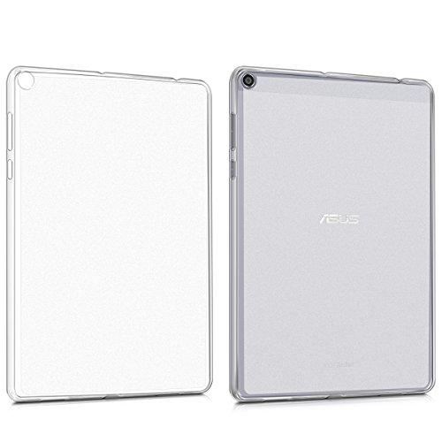 kwmobile Asus ZenPad 3S 10 (Z500KL) Hülle - Silikon Tablet Cover Case Schutzhülle für Asus ZenPad 3S 10 (Z500KL) - Matt Transparent