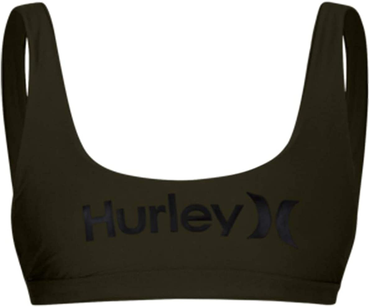 Hurley Women's Quick Dry One & Only Reversible Surf Top