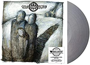 Three Days Grace Exclusive Limited Edition Metallic Silver Vinyl [Condition-VG+NM]