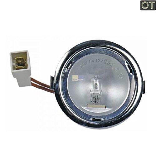 Lampe Halogenlampe G4 20W 12V kpl. mit Kabel 5026158400 AEG, Electrolux, Juno, Z