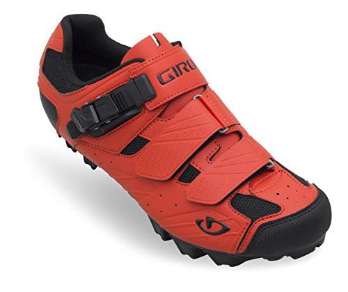 Giro Giro Privateer MTB Fahrrad Schuhe rot/schwarz 2015: Größe: 42.5