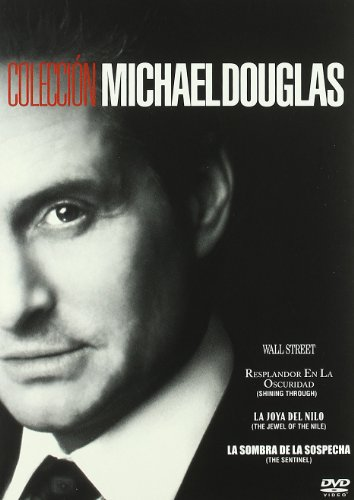 Col. Michael Douglas (Wall Street / Resplandor En La Oscuridad / La Joya Del Nilo / La Sombra De La Sospecha) [DVD]