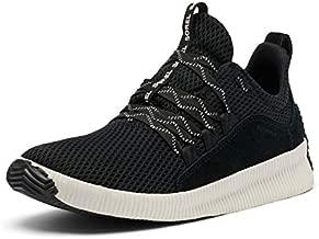 Sorel Women's Out N About Plus Sneaker - Casual, Light Rain - Waterproof - Black - Size 9.5