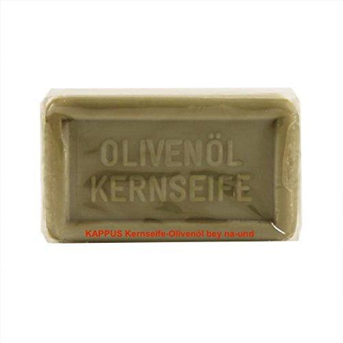 Kappus 9-0824 Kernseife Olivenöl je 150gr. (10 Stück)
