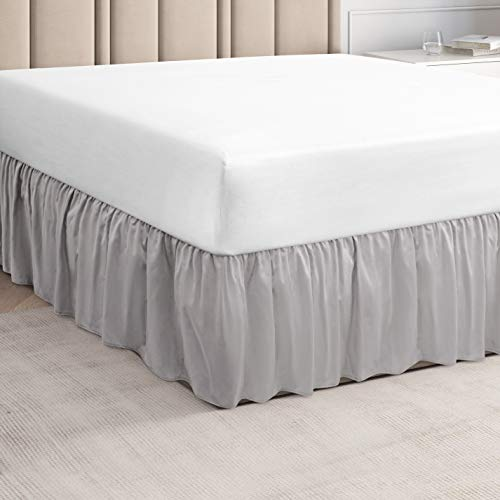 twin extra long bedskirts - 6