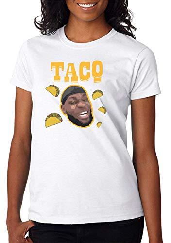 KRIKST dinsdagavond Mexicaans eten tijd vrouwen T-Shirt