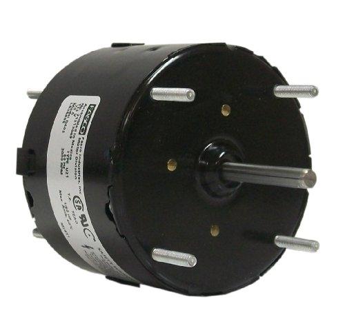 FASCO, D402, HVAC Motor, 1/60 HP, 3000 rpm, 115V, 3.3
