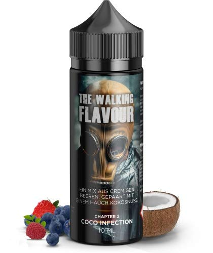 The Walking Flavour Aroma Ch. 2 - Coco Infection 10/120ml