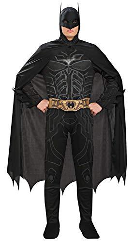 Rubie's-déguisement officiel - Batman - Déguisement Costume Adulte Classique Batman Dark Knight - Taille L- I-880629L