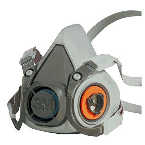 Doppelfiltermaske 3M 6200 Gr. M