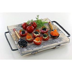 Tzar Caviar Vegan - Gourmet Seaweed Pearls - jar 3.7 oz Black Beluga Style