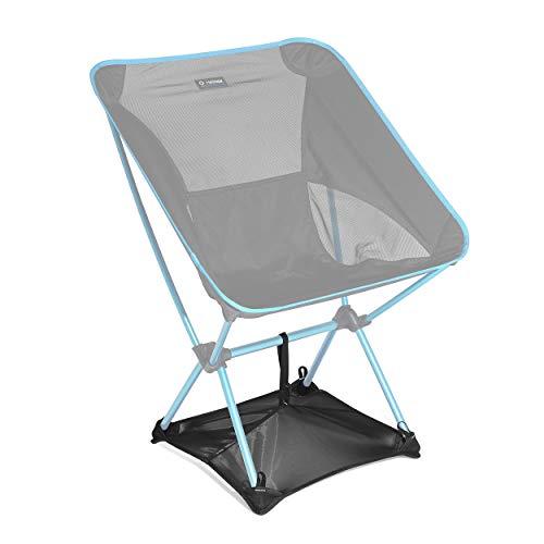 Helinox Ground Sheet   Dieses leicht verstaubare, unentbehrliche Zubehör hilft dabei, Ihren Helinox-Stuhl am Einsinken in Sand oder weichen Boden zu hindern (Chair One)