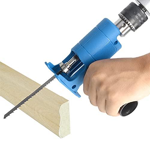 LIXIAONMKOP Portable de scie de scie de scie métallique de scie de scie de scie à bois de découpe de bois Percation électrique Puissance de travail à bois