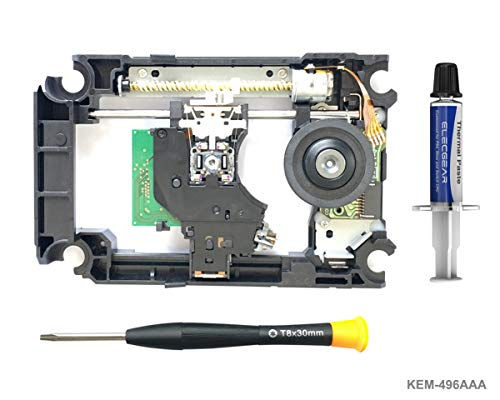 puissant Chariot laser PS4 KEM-496AAA, objectif bloc KES-496 – Réparation de remplacement laser…