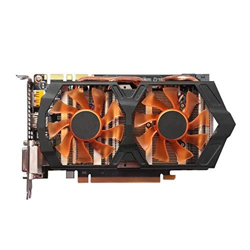 LAA Sostituzione della Scheda Grafica Schede Grafiche Fit for Zotac GeForce GTX 660 2GB GPU GPU 192BIT GDDR5 Scheda Video Fit for NVIDIA Mappa Scheda Grafica Desktop