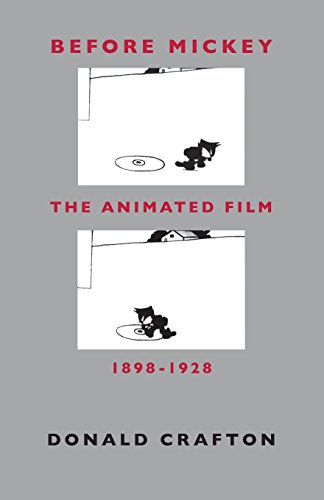 Before Mickey: The Animated Film, 1898-1928